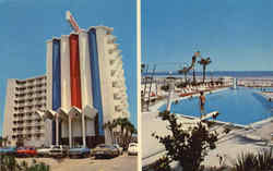 Sheraton Inn-Daytona Beach Shores Sheraton Hotels & Motor Inns, 3161 South Atlantic Avenue