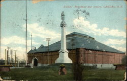 Soldiers Monument and Armory