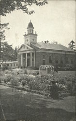 Chapel and Garden - OES Home and Infirmary