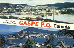 Greetings From Gaspe
