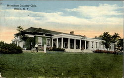 Hamilton Country Club