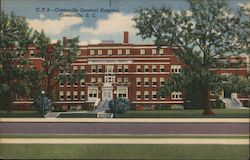 Greenville General Hospital, Thoroughly Modern-300 Beds