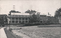 Administration Building and Annex, O.E.S. Home and Infirmary