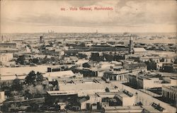 General view, Montevideo