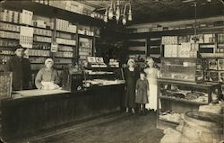 General Store Interior, Slot Machine, Indiana Harbour