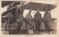 Early 1900s Aviation photograph (reproduction)  Donald Hudson?
