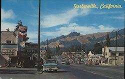 Redwood Empire - Main Street of Garberville