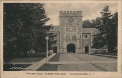 Taylor Hall, Vassar College