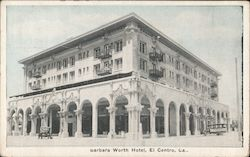 Barbara Worth Hotel