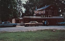 Hale's Restaurant Located Off Route 3 For a Delightful Afternoon