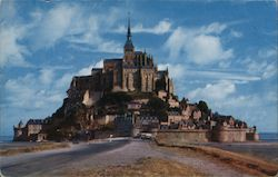 Mont St. Michel - Pan American Airlines