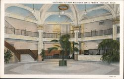 """Rotunda"" At New Michigan State Prison"