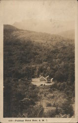 Pinkham Notch Huts, A.M.C.