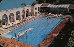 The Pool at the Castle Harbour Hotel