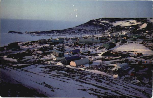 McMurdo Station, Antarctica Ross Island Antartica Interesting Cancels