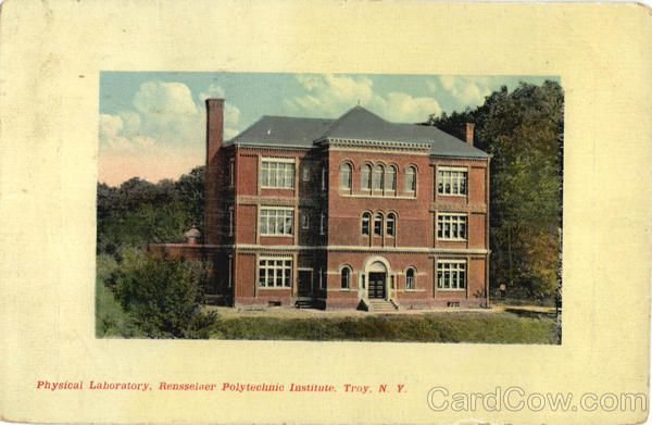 Physical Laboratory Troy New York