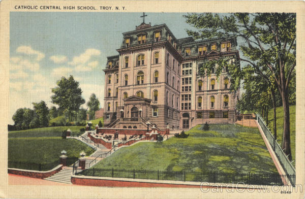 Catholic Central High School Troy New York