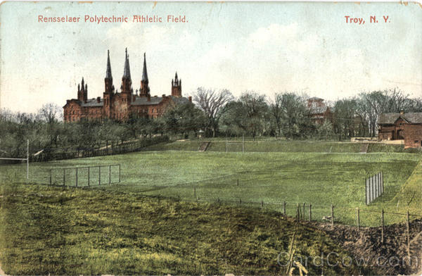 Rensselaer Polytechnic Athletic Field Troy New York