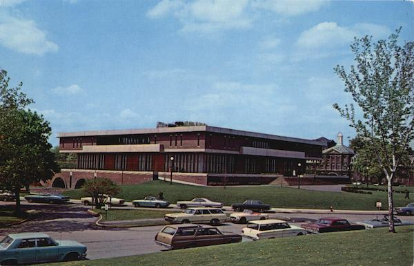 Rensselaer Polytechnic Institute Troy New York Union & Clubhouse