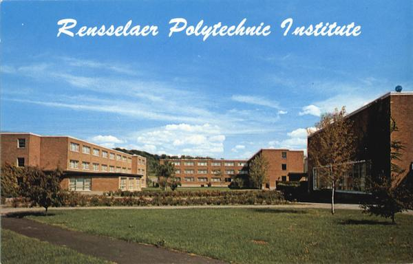 Rensselaer Polytechnic Institute Troy New York Dormitories