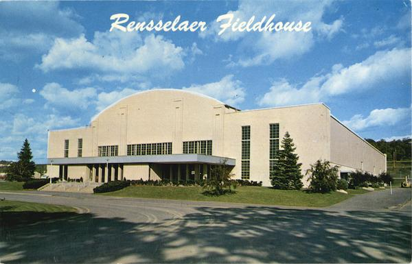 Rensselaer Fieldhouse Troy New York