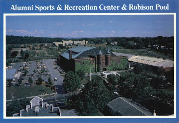 Alumni Sports & Recreation Center & Robison Pool Troy New York