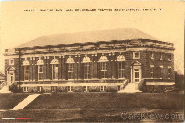 Russell Sage Dining Hall Troy New York