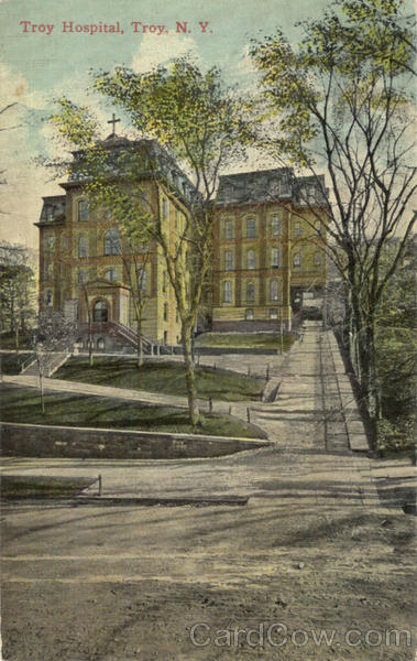 Troy Hospital (West Hall) New York