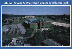Alumni Sports & Recreation Center & Robison Pool
