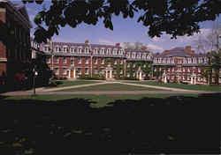 The Quadrangle Dormitories
