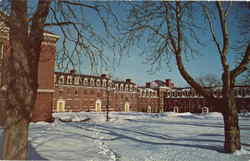 The RPI Quad in Winter
