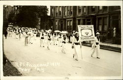 RPI Pagent June 1914 Troy Club