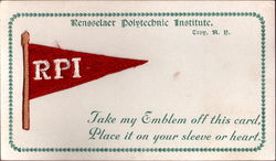 RPI Pennant