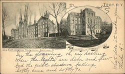 Rensselaer Polytechnic Institute & St. Joseph's Theological Seminary
