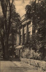 Rensselaer Polytechnic Institute - Amos Eaton Hall