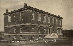 Rensselaer Polytechnic Institute - Gymnasium