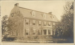 Rensselaer Union Club House