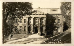 Pittsburgh Building, Rensselaer Polytechnic Institute