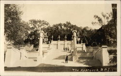 The Approach, Rensselaer Polytechnic Institute Postcard