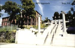 RPI Approach Postcard