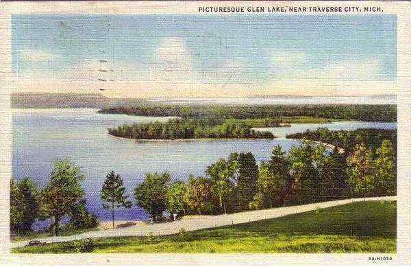 Glen Lake Traverse City Michigan