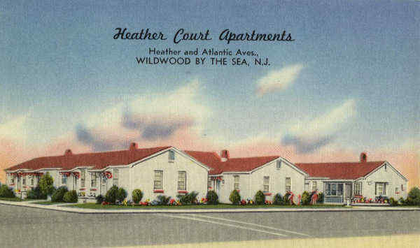 Heather Court Apartments Wildwood-By-The-Sea New Jersey