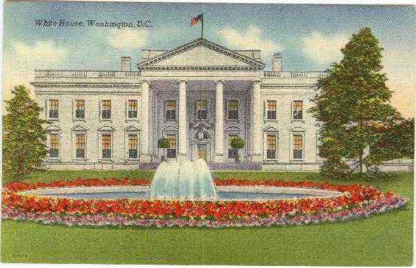 White House Washington District of Columbia