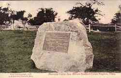 Memorial Tablet William Bradford