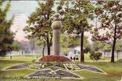 Washington Park Postcard