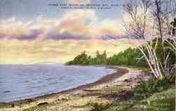 Traverse Bay Fords Island Postcard