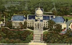 The State Capitol of Alabama