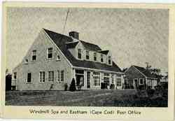 Windmill Spa and Eastham Post Office
