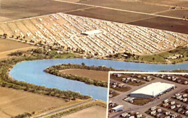 Fun N Sun Recreational Vehicle RV Park South Padre Island Texas