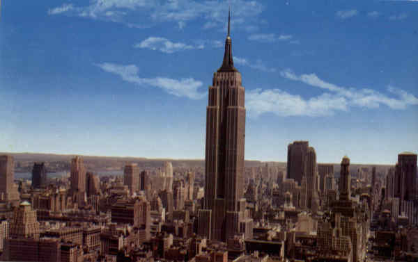 Empire State Building - World's Tallest New York City